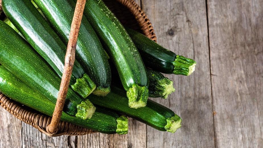 Cukinia – wartości odżywcze, wpływ na organizm, ciekawostki