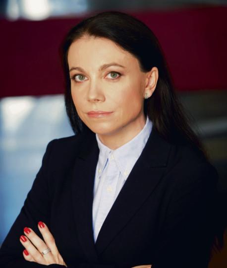 Dr Dorota Podedworna-Tarnowska, wiceminister finansów
