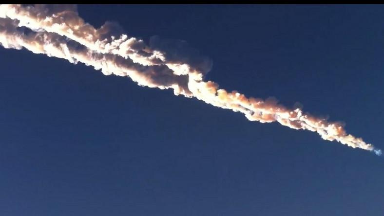Deszcz meteorytów nie ma związku z asteroidą