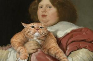 DALI, MONA LIZA, BOTIČELI Kako bi slavna umetnička dela izgledala kada bi se na njima našla MAČKA? (FOTO)