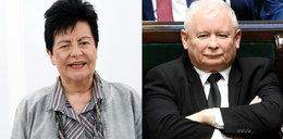 Coś niebywałego! Posłanka skandalistka trzyma kciuki za Kaczyńskiego