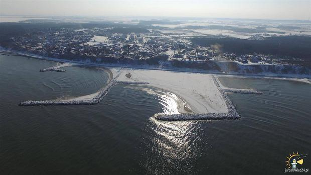 Sztuczna plaża po raz pierwszy w Polsce, drugi w Europie