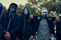 Hollywood Undead Band