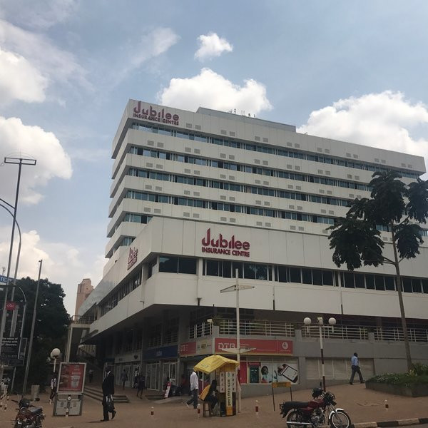 Jubilee insurance centre on Mama Ngina street. (Foursquare)