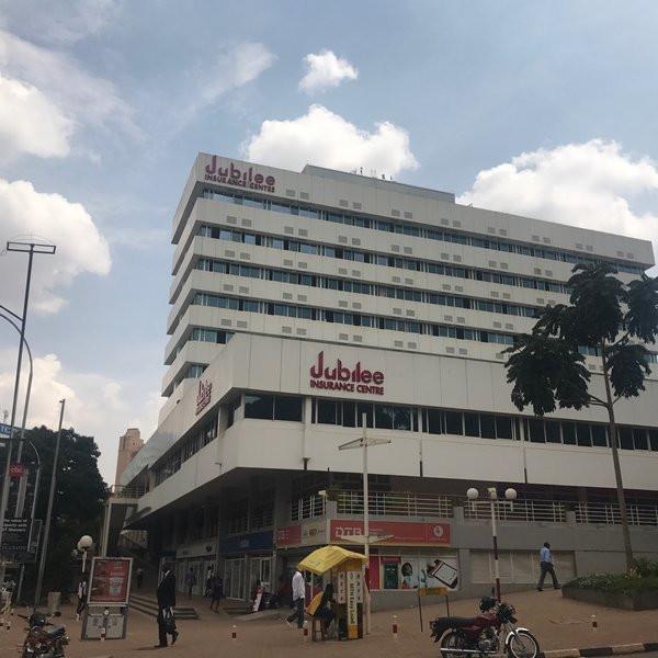 Jubilee insurance centre on Mama Ngina street. (Foursquare)