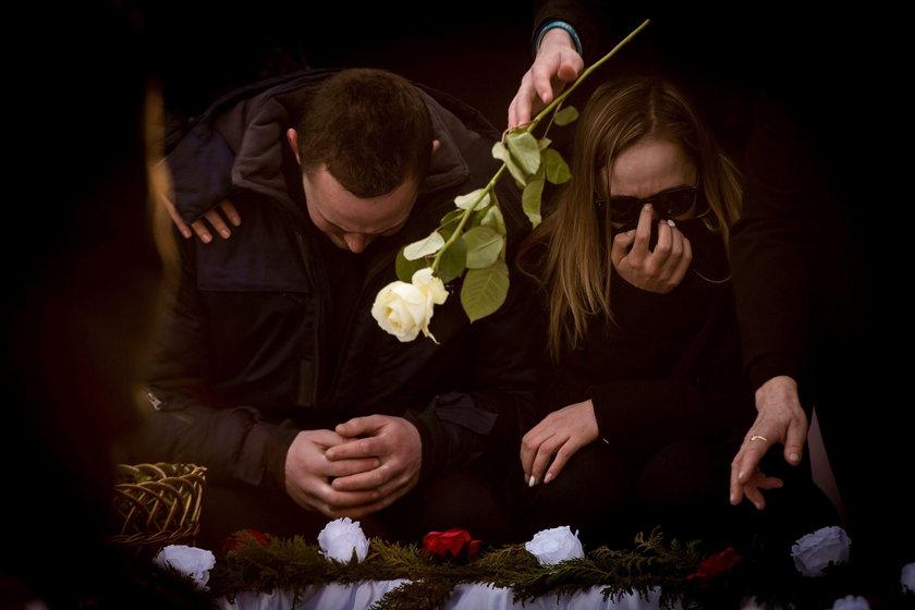 Pogrzeb Jana Kuciaka