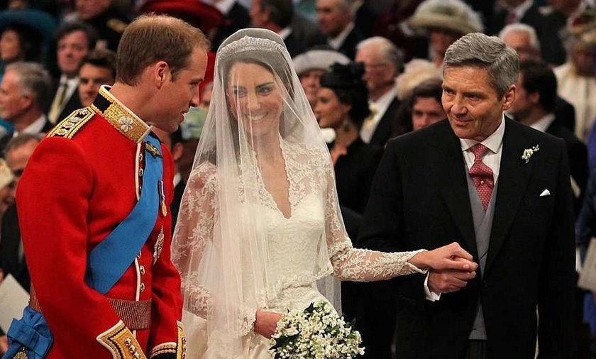 Wideorelacja ze ślubu księcia Williama. Na żywo!