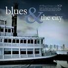 """Różni Wykonawcy - """"Blues & The City (3CD)"""""""