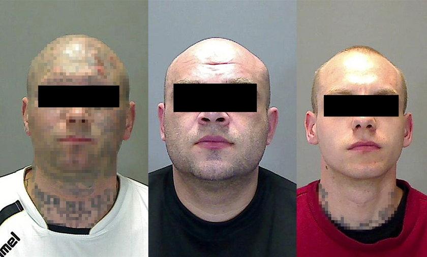 Polski gang z Wielkiej Brytanii