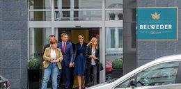 Prezydent Duda będzie mieszkał w hotelu?