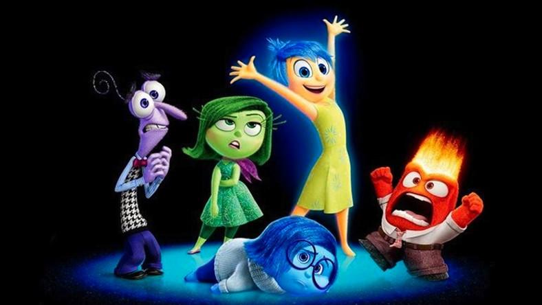 """""""W głowie się nie mieści"""" kolejnym hitem Pixara"""