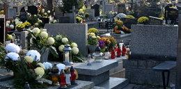 Z zemsty sprofanowały grób wujka