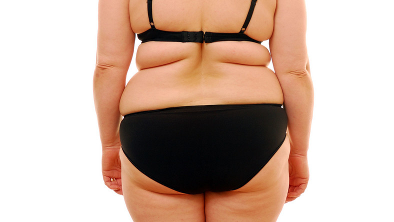 Długotrwałe siedzenie powoduje, iż mięśnie wiotczeją, a ich miejsce zajmuje tkanka tłuszczowa