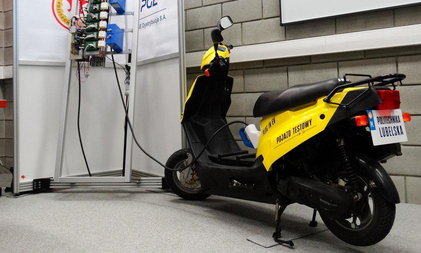 Ładowarka dla pojazdów elektrycznych