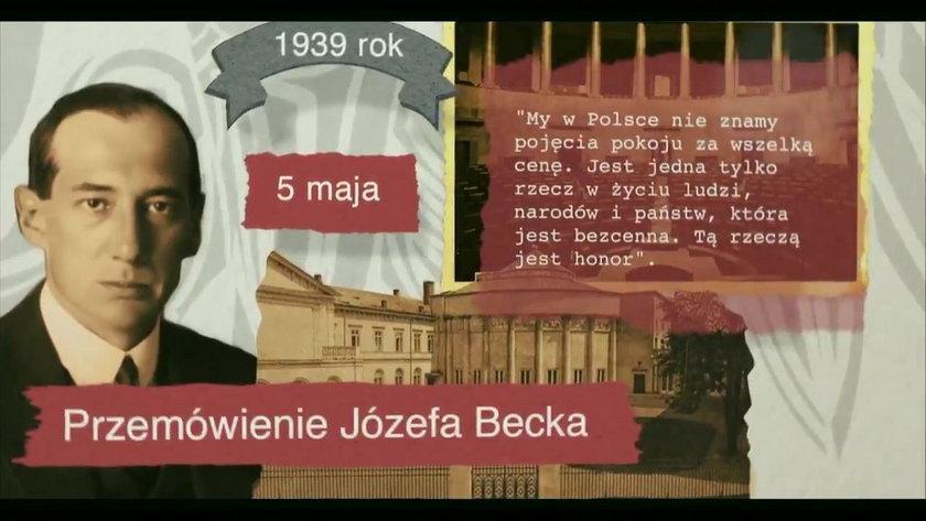 Lans Kuchcińskiego. Zapomniał o tragedii