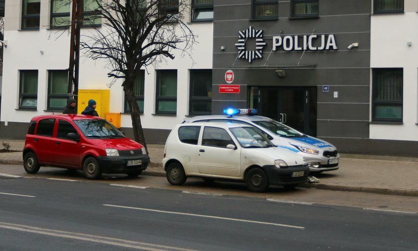 Policjanci z Lublina znęcali się nad zatrzymanymi!