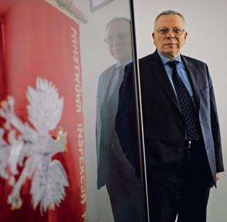 Giedrojć: Zagraniczne sankcje powinny być dostosowane do polskich