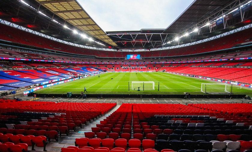 Finał Euro 2020 odbędzie się 11 lipca na stadionie Wembley w Londynie
