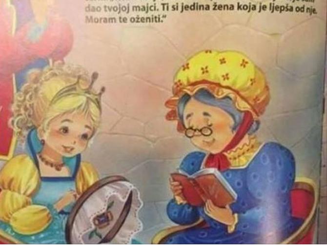 Ove GROZOTE čitaju našoj deci u vrtićima: Pojavio se odlomak iz slikovnice, i od priče će vam se PREVRNUTI ŽELUDAC