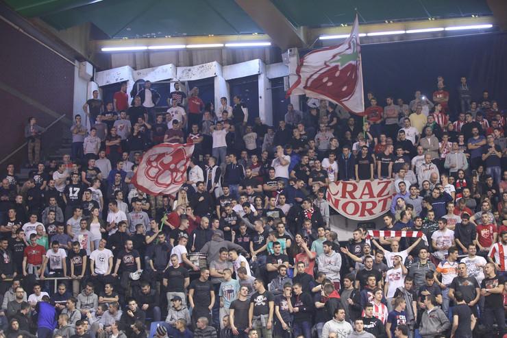 KK Crvena zvezda, KK Real Madrid