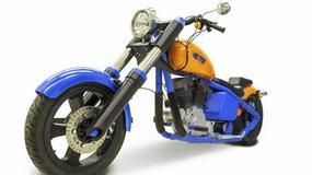 Pierwszy na świecie funkcjonalny motocykl wydrukowany w 3D