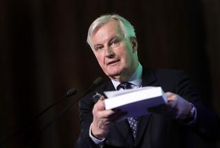 Barnier: Tylko obecna umowa umożliwi uporządkowany brexit