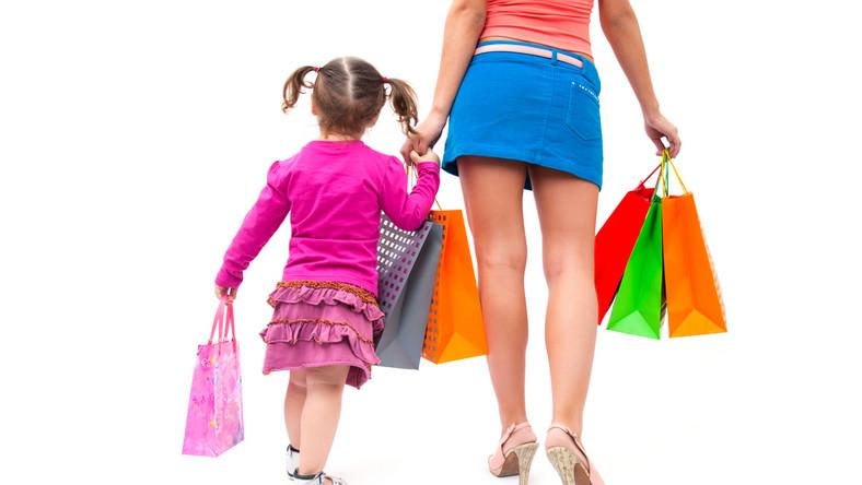 Jak dzieci wpływają na nasze decyzje zakupowe?