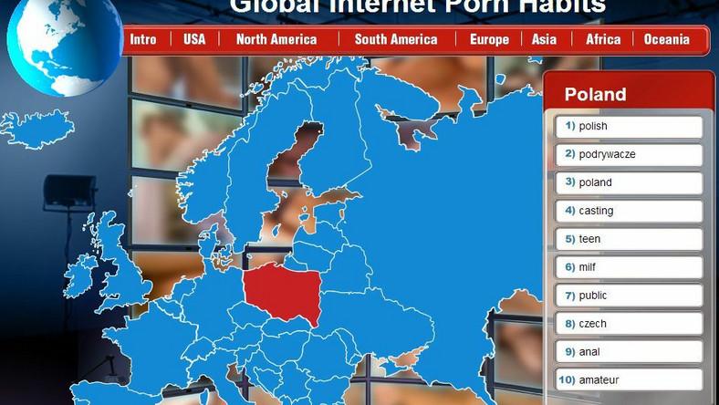 Czego szukają Polacy?