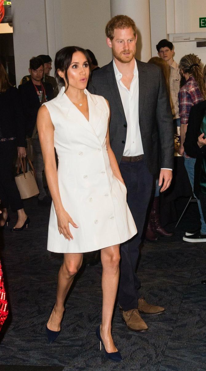 I Megan Markl će se iznenaditi kada vidi Kajli Džener: vojvotkinja sa vojvodom od Saseksa u Velingtonu