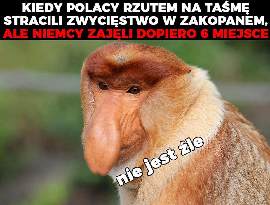 Memy po PŚ w Zakopanem