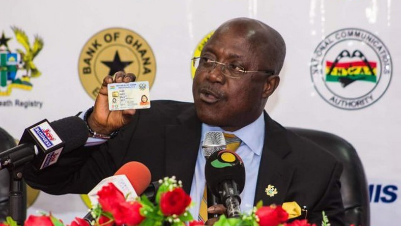 Ghanaians could travel to EU countries with Ghana Card – NIA boss