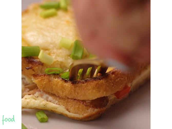 Slani francuski tost: Tako jednostavan za pripremu, a tako ukusan!
