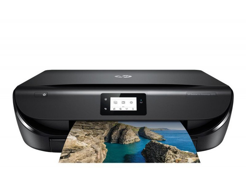 HP Deskjet Ink Advantage 5075 - 6