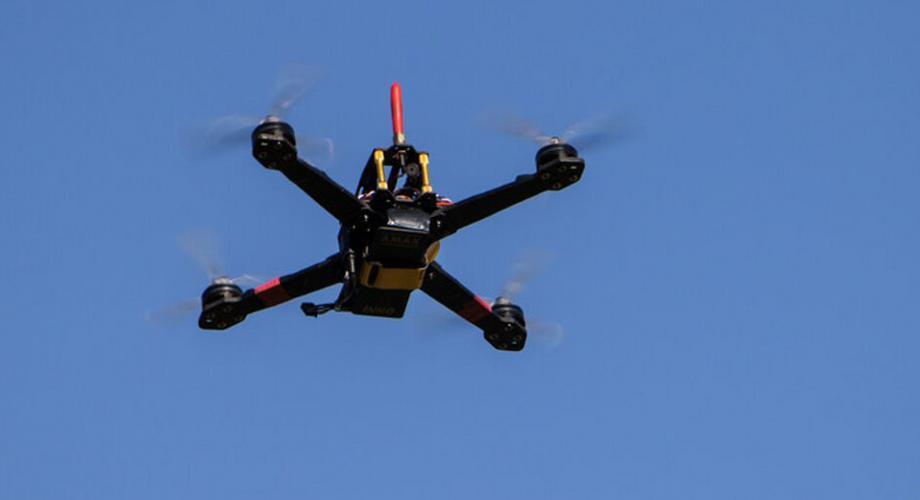 FPV-Drohnen: Multicopter mit Brille und Kamera