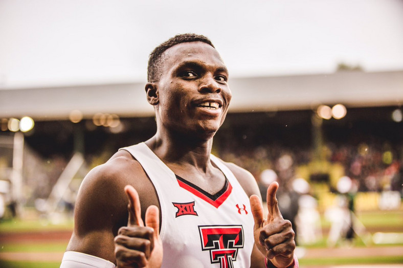 Divine Oduduru (Texas Tech)
