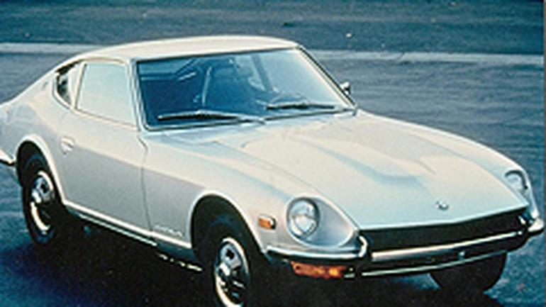 Datsun 240Z - Legendarne auto spod znaku Z