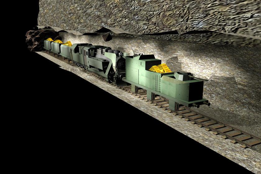 Koniec marzeń o złotym pociągu?