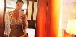 Matka Kardashianek pokazała się bez ubrania