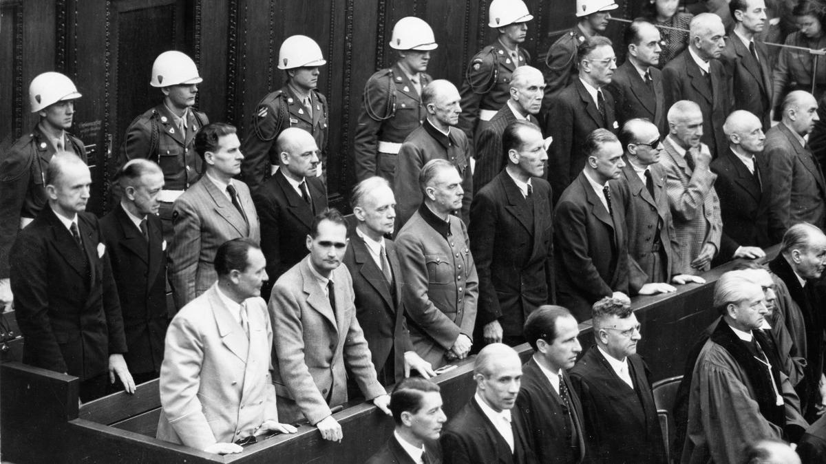 Göring segítségével csalta lépre Hitler jobbkezét az amerikai hadsereg magyar hadnagya – Ez volt a csel, ami lebuktatta Rudolf Hesst