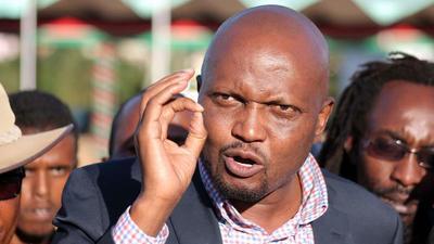 Kalonzo needs the South Sudan job to pay bills, he can't lead – Moses Kuria