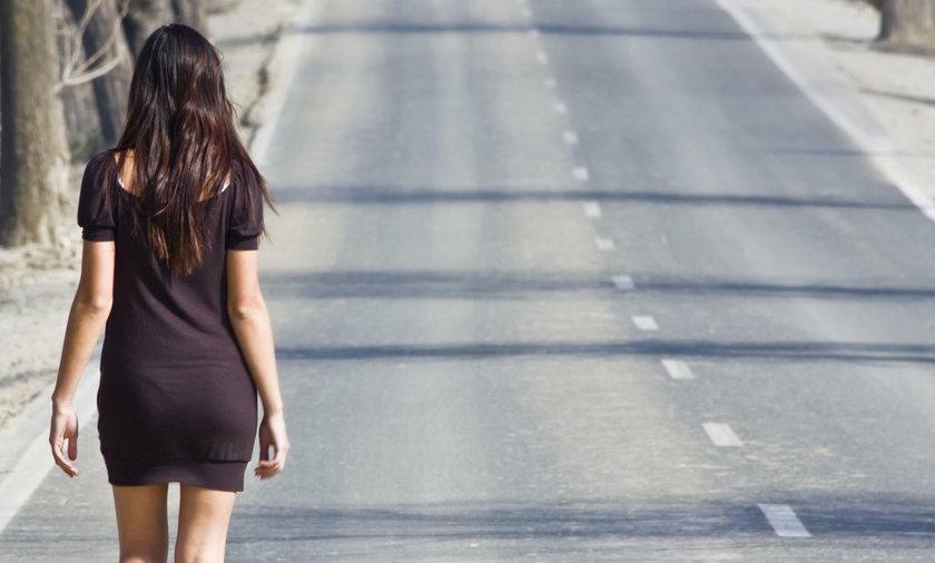 22-latka zgwałcona w lesie między Borkami a Tchórzewem