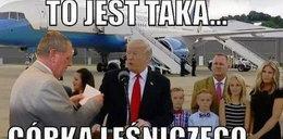 Najlepsze MEMY z wizyty Donalda Trumpa w Polsce