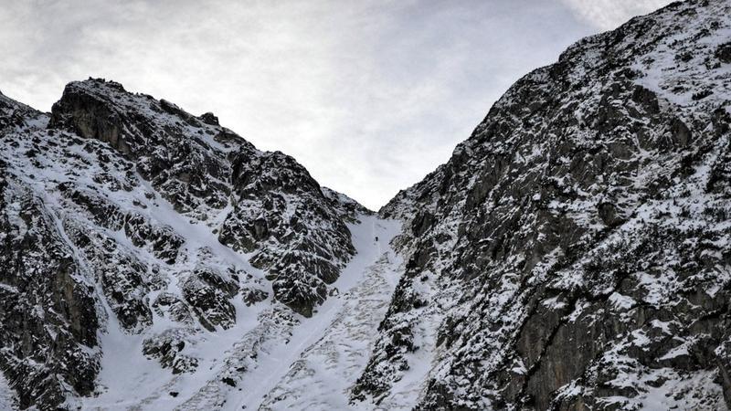 Przełęcz Zawrat