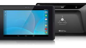 Projekt Tango: tablet pojawił się w Google Play