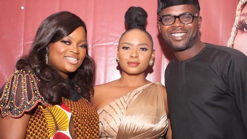 Here are pictures from Yemi Alade's album listening party for 'Woman of Steel' and premiere of her short film, 'Home' which held at iMax, Lekki, Lagos on Friday, August 30, 2019. (Effyzie Entertainment)