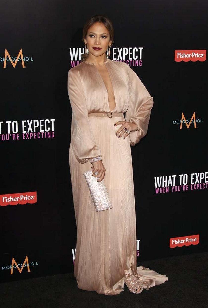 Jennifer Lopez premiera
