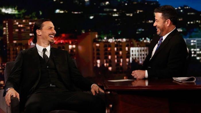 Das Sind Zlatans Beste Sprüche Bei Jimmy Kimmel Noizz