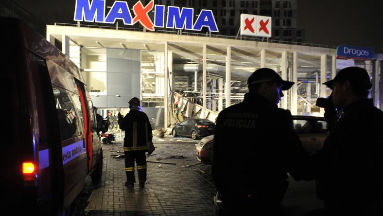 Kilkanaście osób zginęło na Łotwie