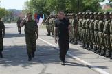 Aleksandar Vulin, Vojska Srbije, Migranti