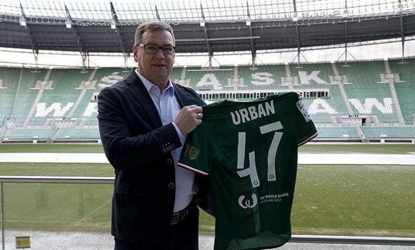 Oficjalna prezentacja nowego trenera Śląska